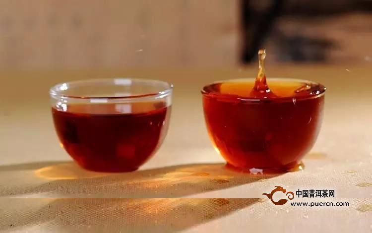 冷后普洱茶为什么会变浑浊