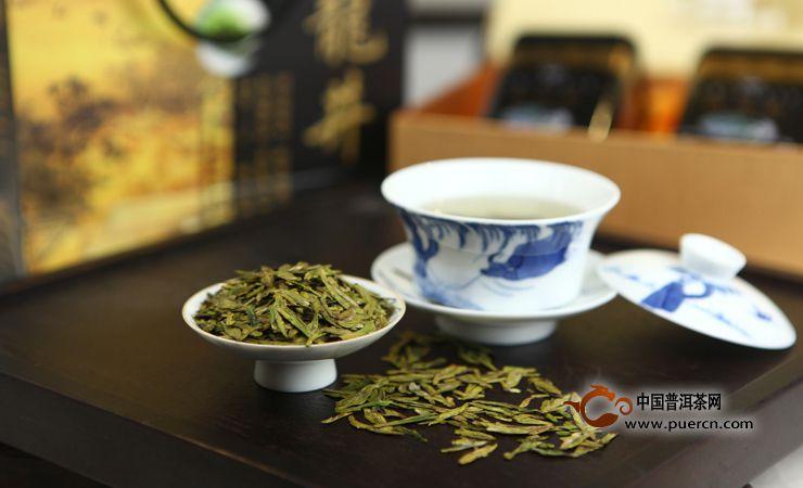 西湖龙井是青茶还是绿茶