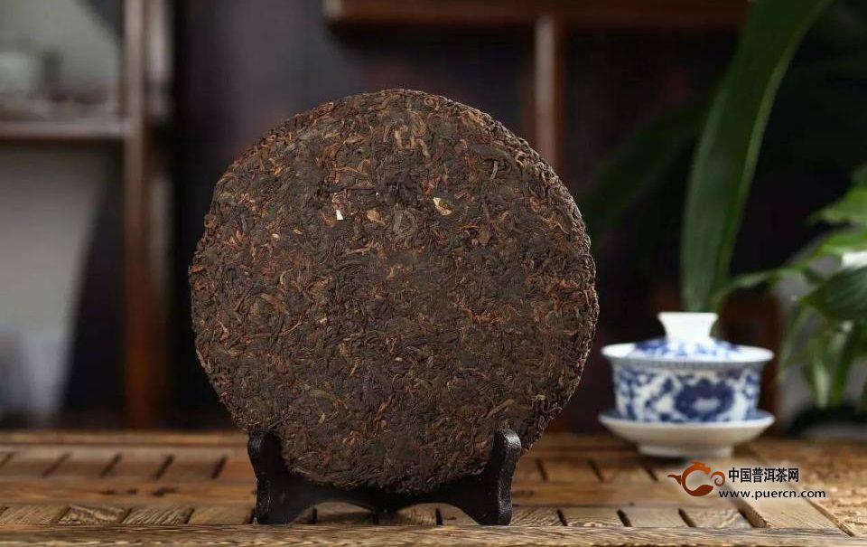 什么是普洱茶的水性
