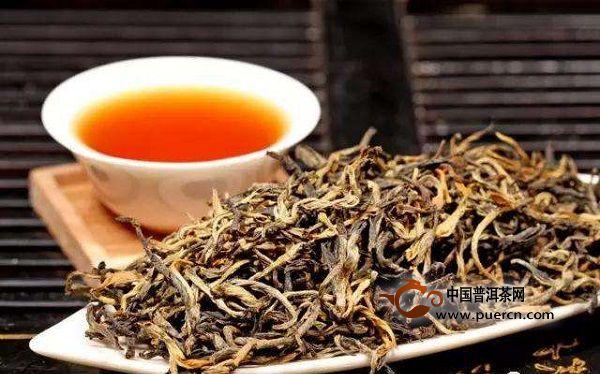 普洱熟茶和滇红茶有什么区别
