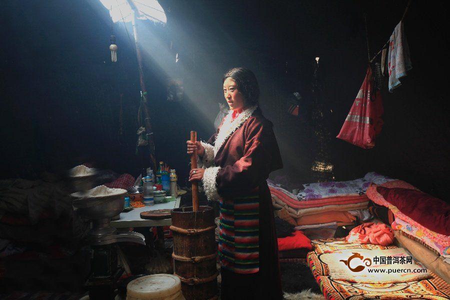 亚博体育 APP藏族酥油茶的制作方法及步骤.