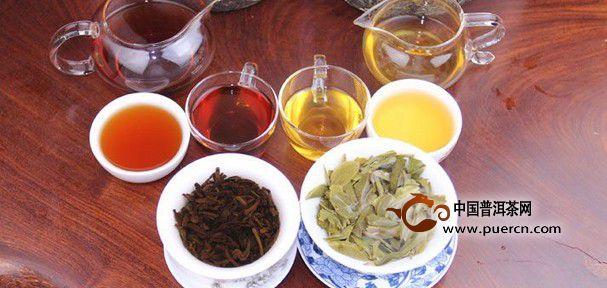 雅安藏茶与普洱茶的区别