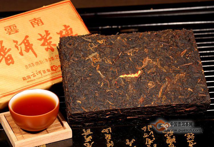 普洱茶砖保存小技巧