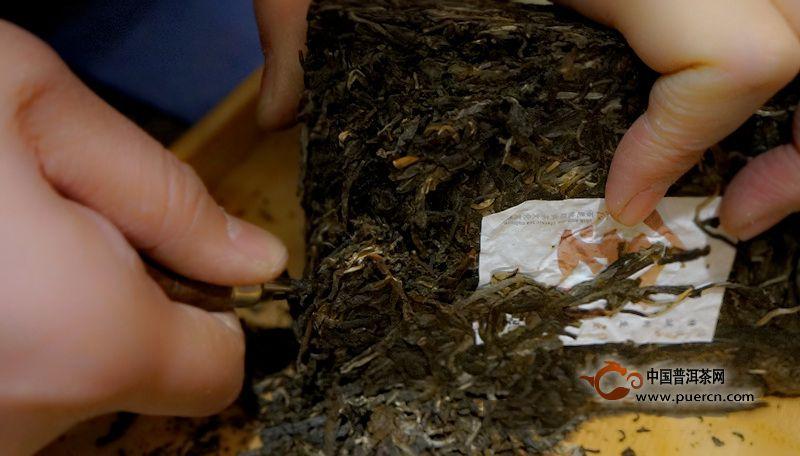 普洱茶砖怎么弄开?教你经典普洱拆茶法