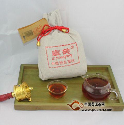 藏茶行业的龙头:雅安茶厂