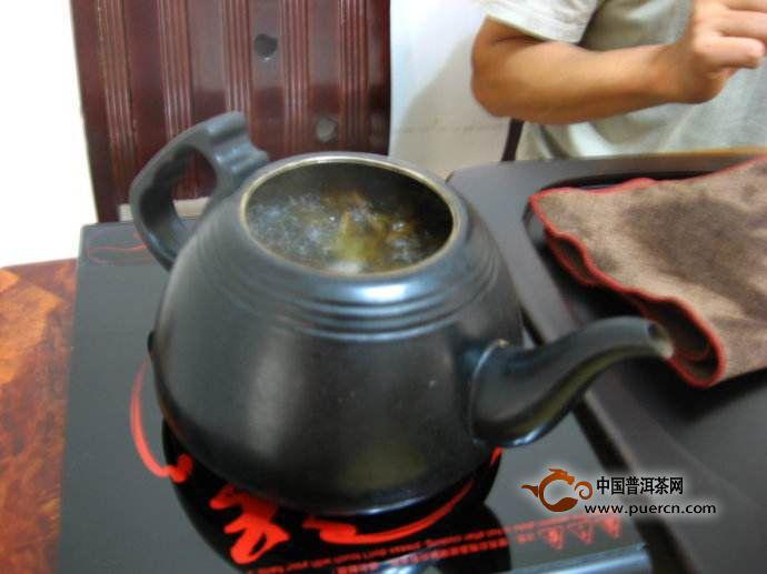 哪些普洱茶适合煮着喝?