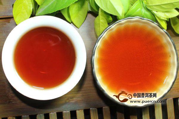 为什么普洱新熟茶茶汤浑浊,而老树茶却是明亮的呢?
