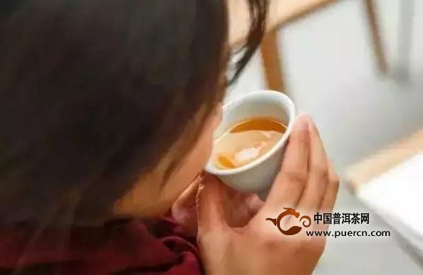 茶是女人一辈子的情人