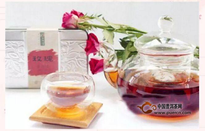 玫瑰普洱茶的制作方法与功效