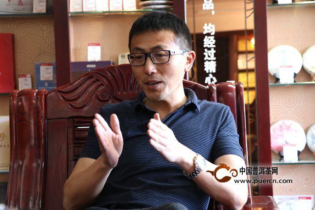 """【訪談】七彩云南:""""五合一""""全產業鏈,助推茶企""""第一股""""品牌崛起"""