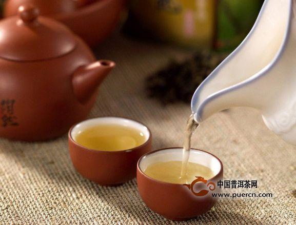 一杯茶足以慰风尘