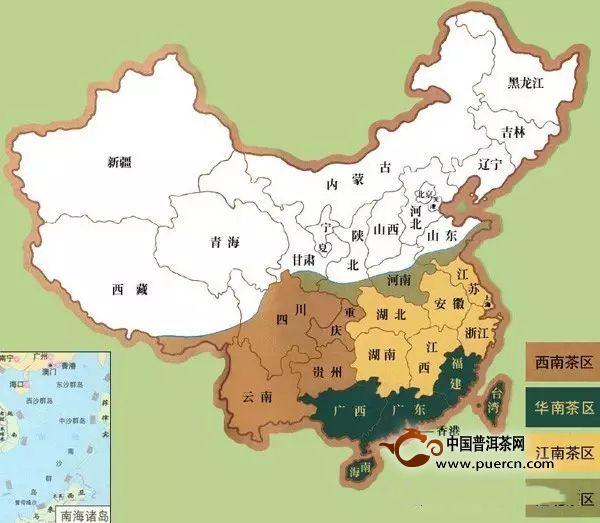 分布极为广阔,南自北纬18度的海南岛,北至北纬38度的山东蓬莱,西至东