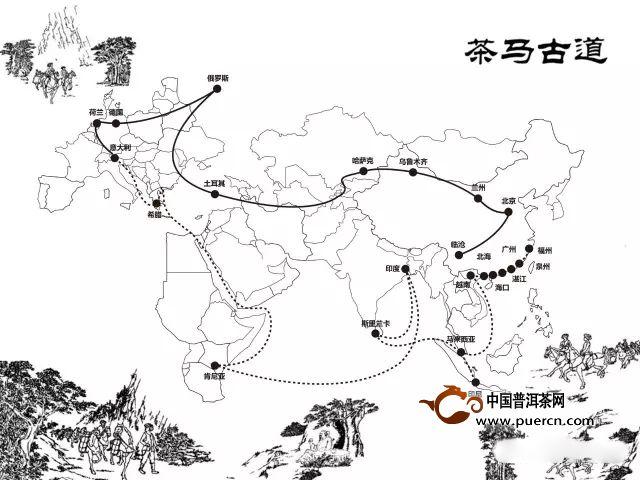 茶马古道在临沧的印记