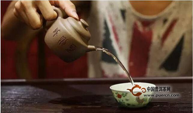 林清玄:喝一壶随心所欲的茶