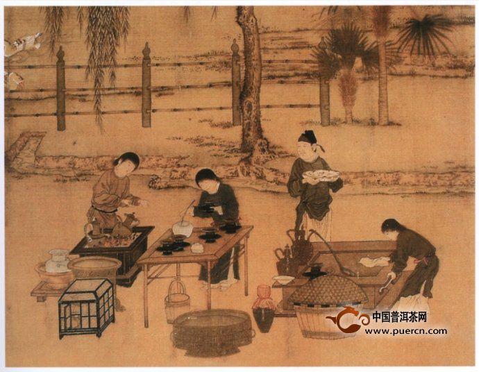 宋代斗茶如何斗?宋代斗茶的特点是什么?
