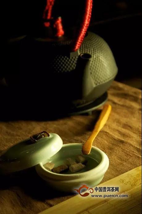 普洱茶膏不为人之的过去