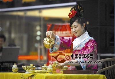 清代宫廷为何喜欢普洱贡茶?