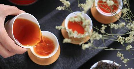秋季,多喝普洱茶更适合养生!