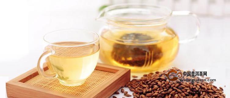 秋天喝大麦茶有何好处?