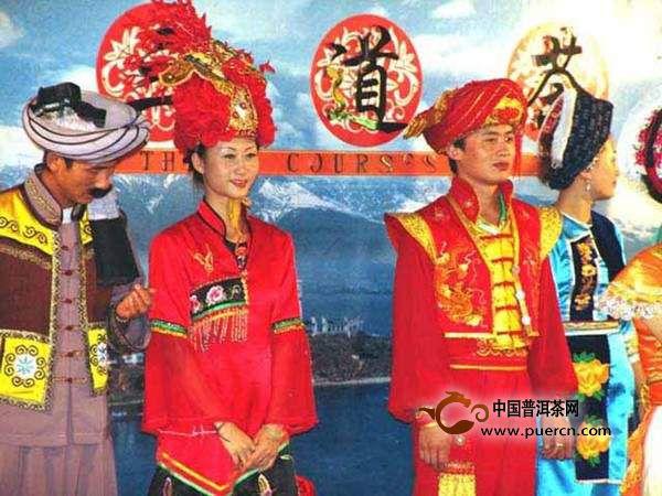 云南大理的三道茶文化