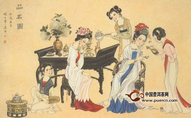 中国茶叶加工工艺的演变简述