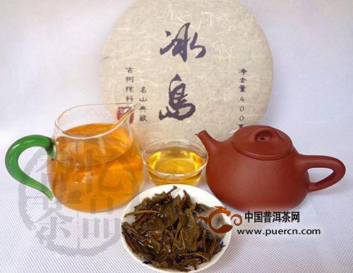 普洱生茶的正确泡法