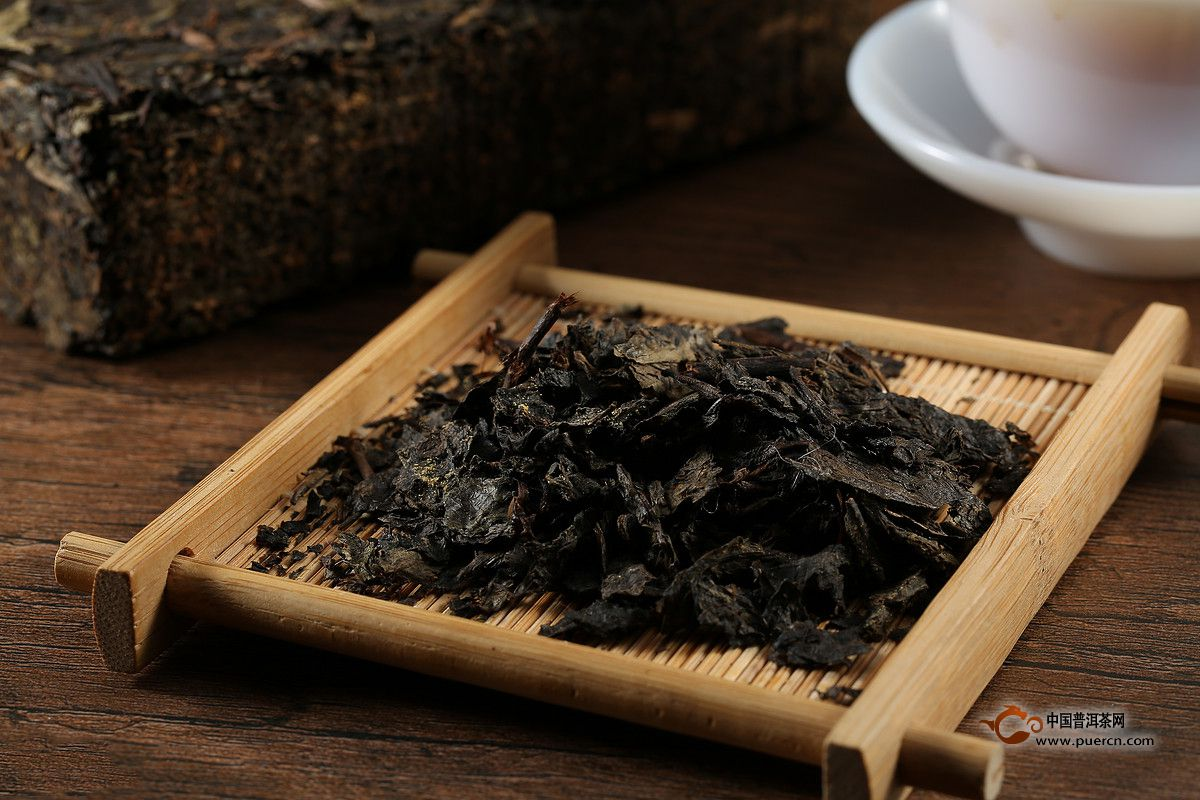 关于黑茶的种类,您应该知道的6种黑茶品种!