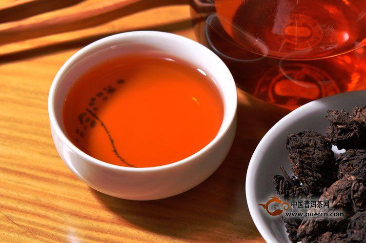 谈谈普洱茶消食的功效
