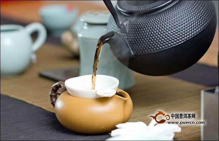 秋冬来临,黑茶煮着喝会更好!