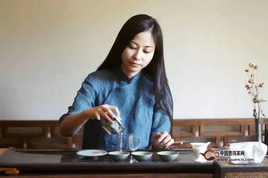 女性朋友喝普洱茶应该注意的6个问题