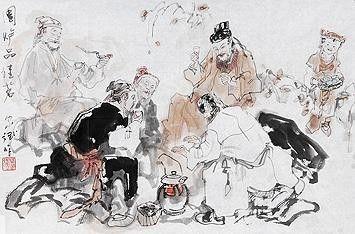 清朝宫廷的顶级茶品