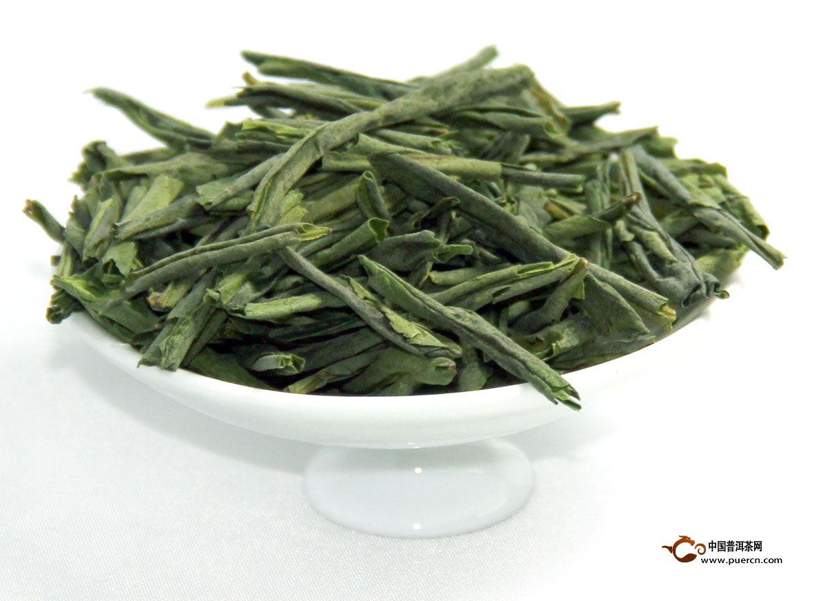 中国十大绿茶六安瓜片