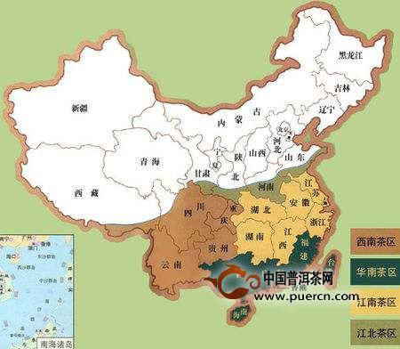立博体育-华南茶区最牛茶企,几乎被福建省包揽?