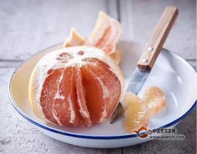 一颗柚子的零浪费吃法!