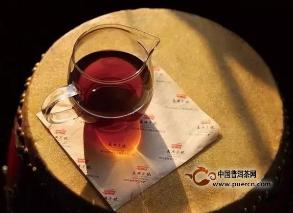 雅安藏茶义兴茶号参加第7届南宁茶博会