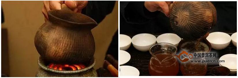 传统茶道的分类及流程