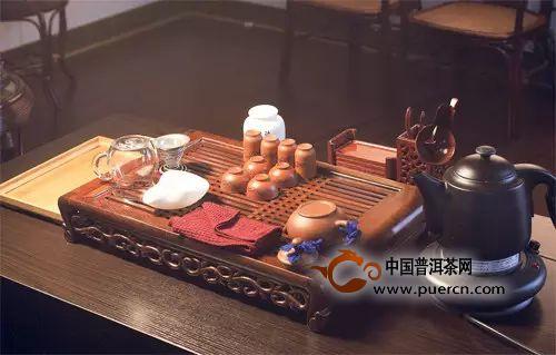 茶道全流程欣赏茶具