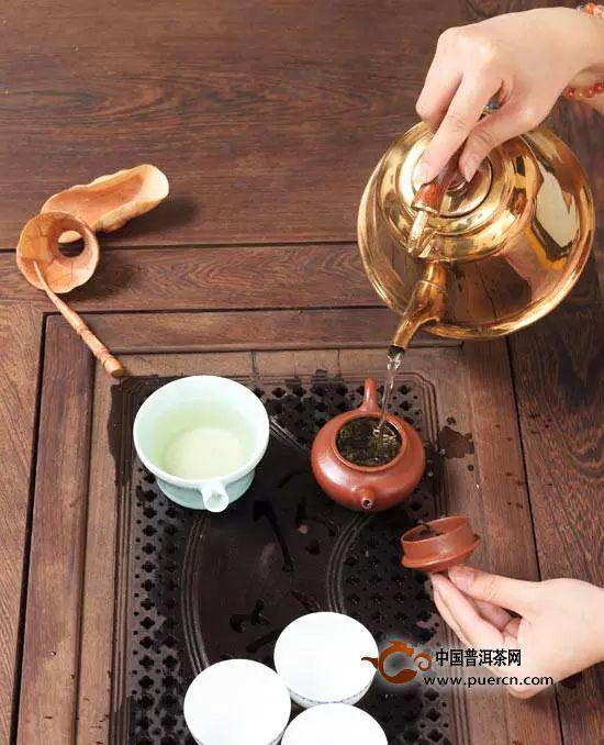 茶道全流程冲泡