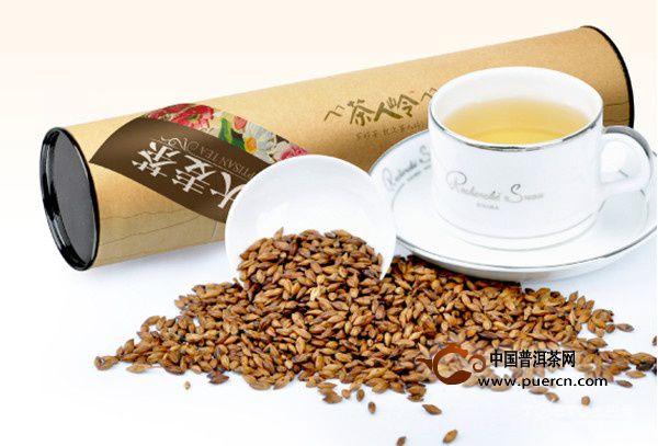 经常喝大麦茶有哪些好处?