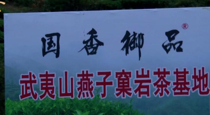 国香御品(武夷山)茶叶有限公司举行揭牌仪式