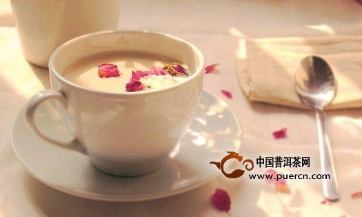 三套普洱奶茶制作方法,让你温暖过冬!