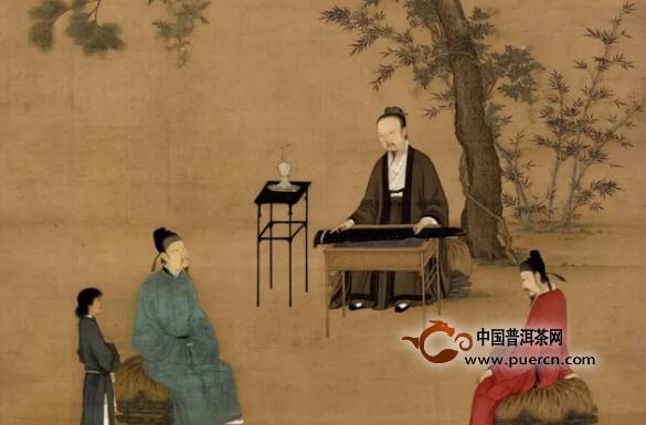 在历史上有这么一位皇帝,把喝茶到了极致,但喝着喝着,国家就没了……(一)