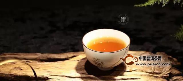 喝普洱茶,一个小小的行为,会让你面如桃花