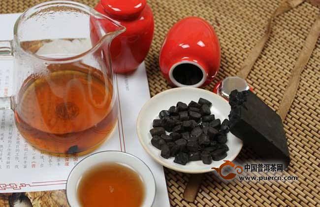 解读普洱茶膏的鉴别方法