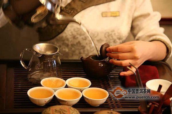 喝茶人必懂的中国十大茶礼仪
