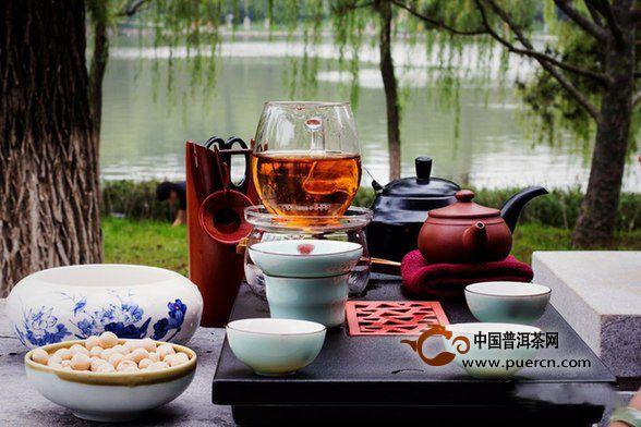 黑茶饭前喝还是饭后喝好?