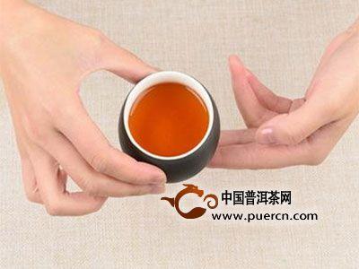 倒茶是人生的一门学问