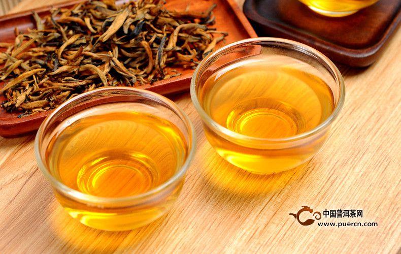 滇红茶汤真的是越红越好吗?