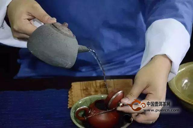 工夫茶泡法:图解潮州工夫茶21式
