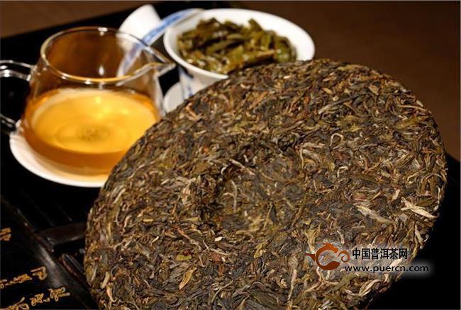 普洱茶醒茶是一种独特的打开方式